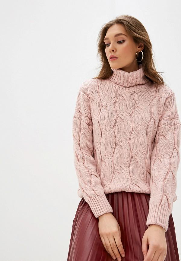 женский свитер trendyangel, розовый