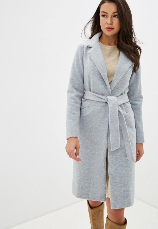 женское пальто trendyangel, голубое