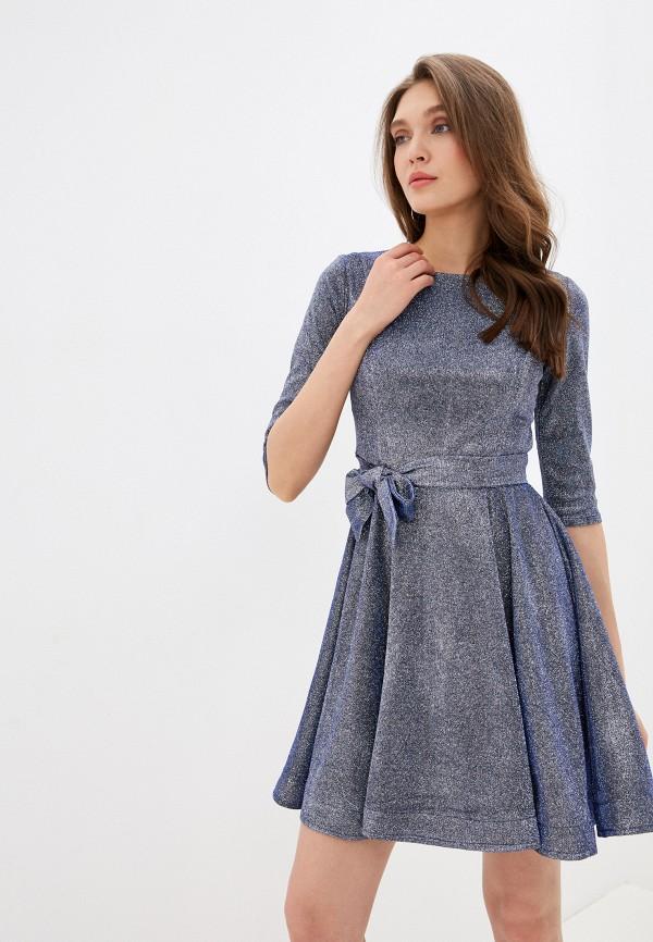 женское вечерние платье trendyangel, синее