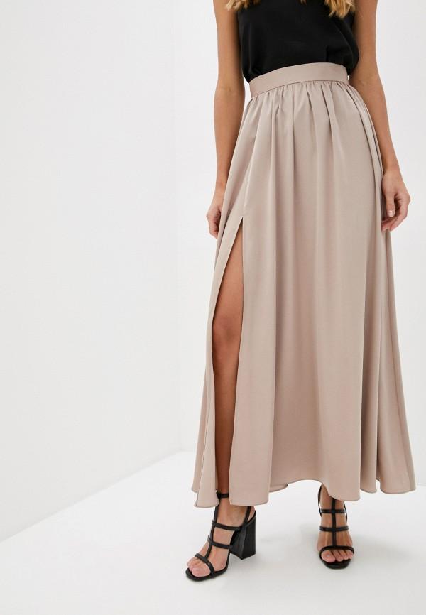женская юбка trendyangel, бежевая