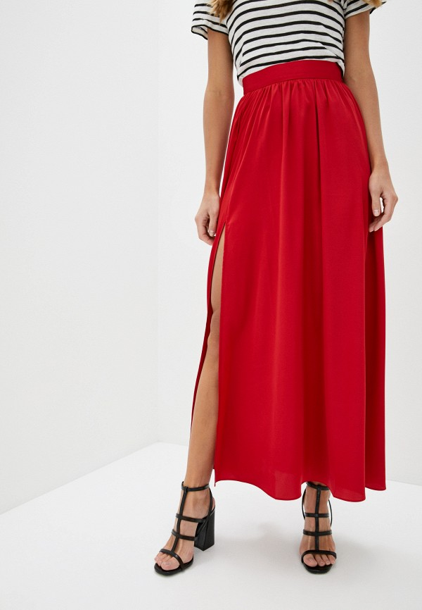 женская юбка trendyangel, красная