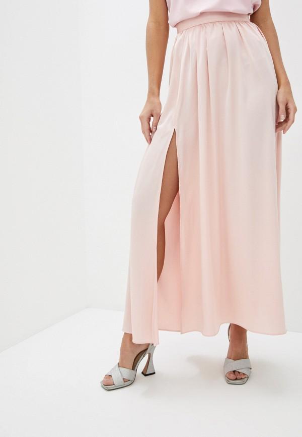 женская юбка trendyangel, розовая