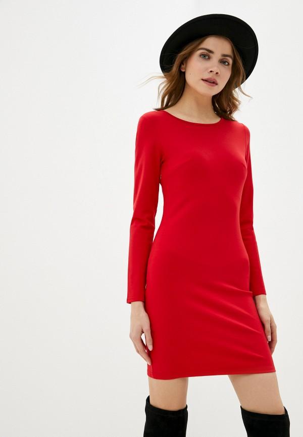 женское вечерние платье trendyangel, красное