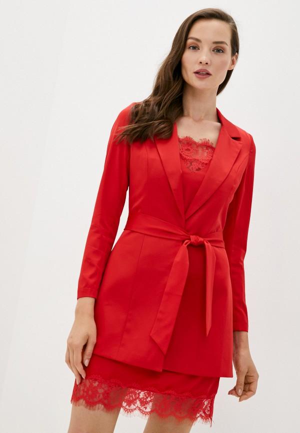 женский костюм trendyangel, красный
