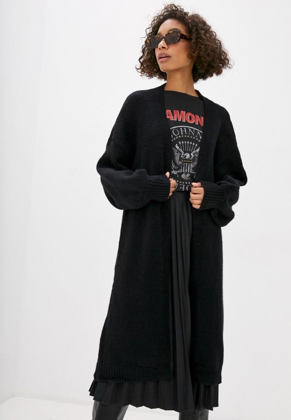 женский кардиган trendyangel, черный