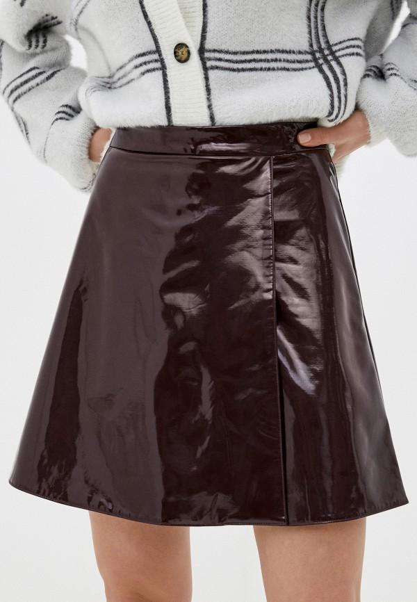 женская юбка trendyangel, бордовая