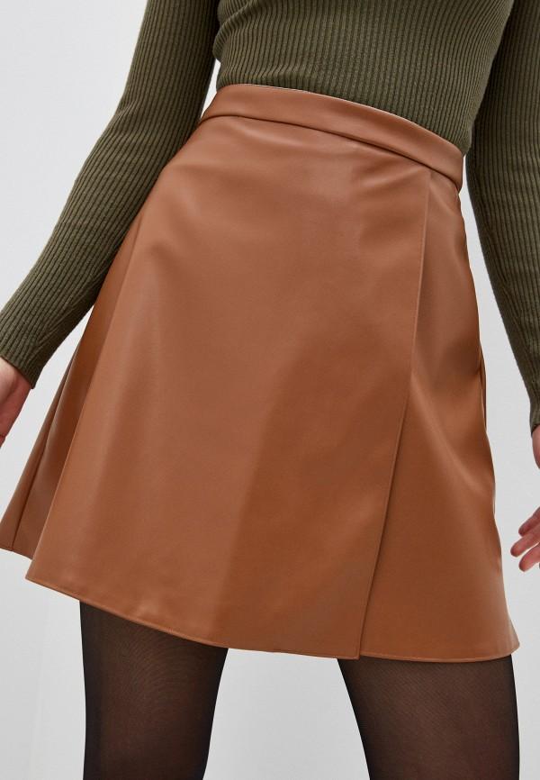 женская юбка trendyangel, коричневая