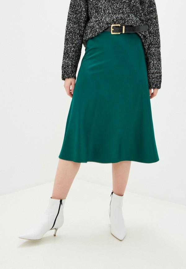 женская юбка trendyangel, зеленая
