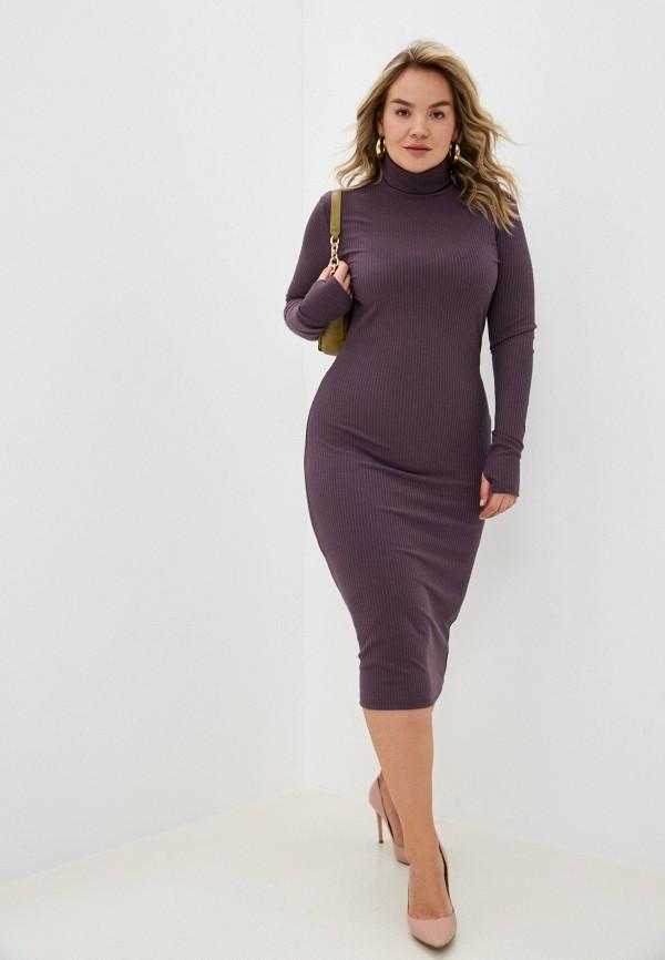 женское платье trendyangel, фиолетовое