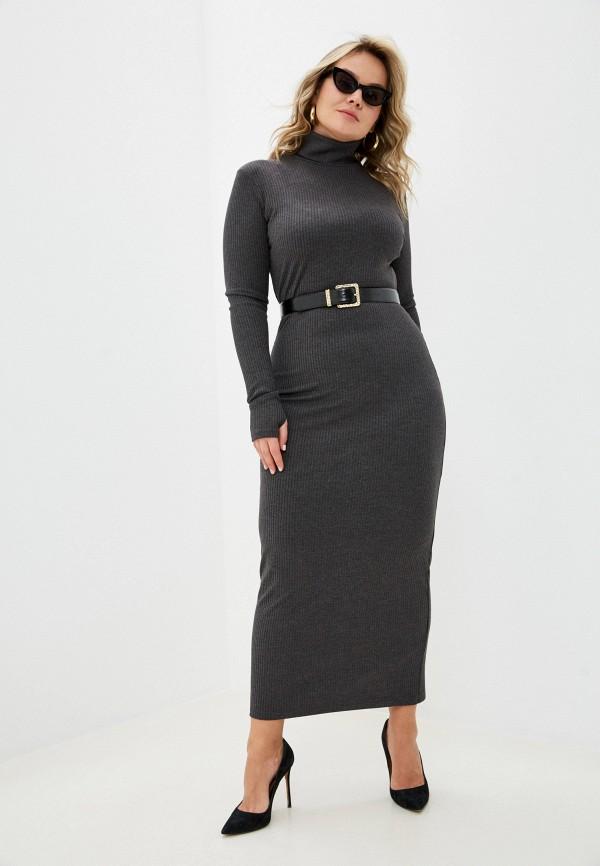женское платье trendyangel, серое