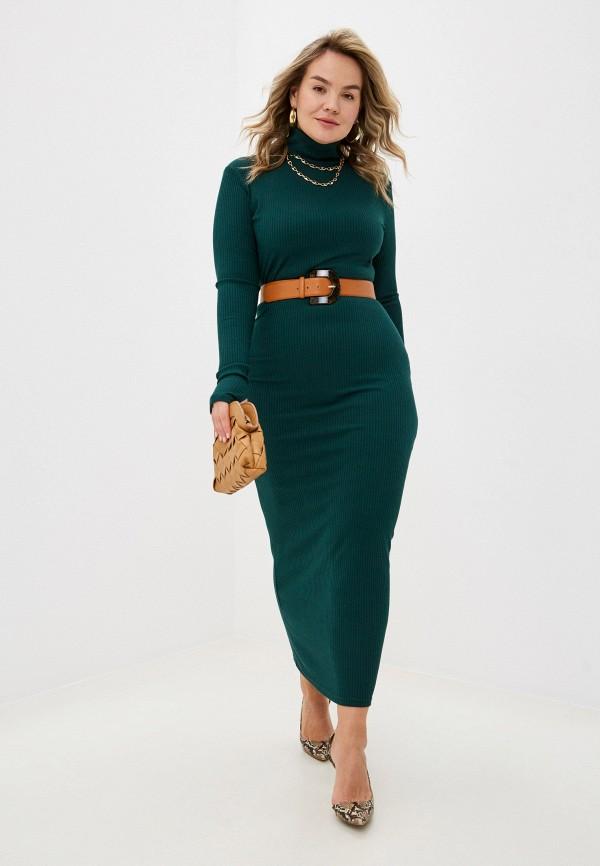 женское платье trendyangel, зеленое