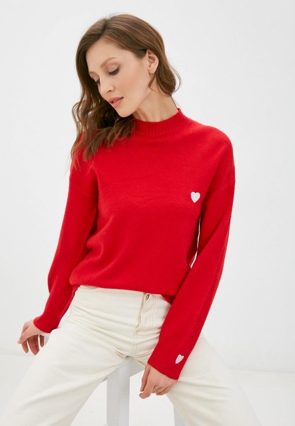 женский свитер trendyangel, красный