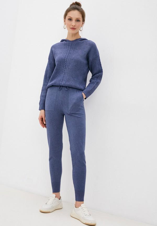 женский вязаные костюм trendyangel, синий