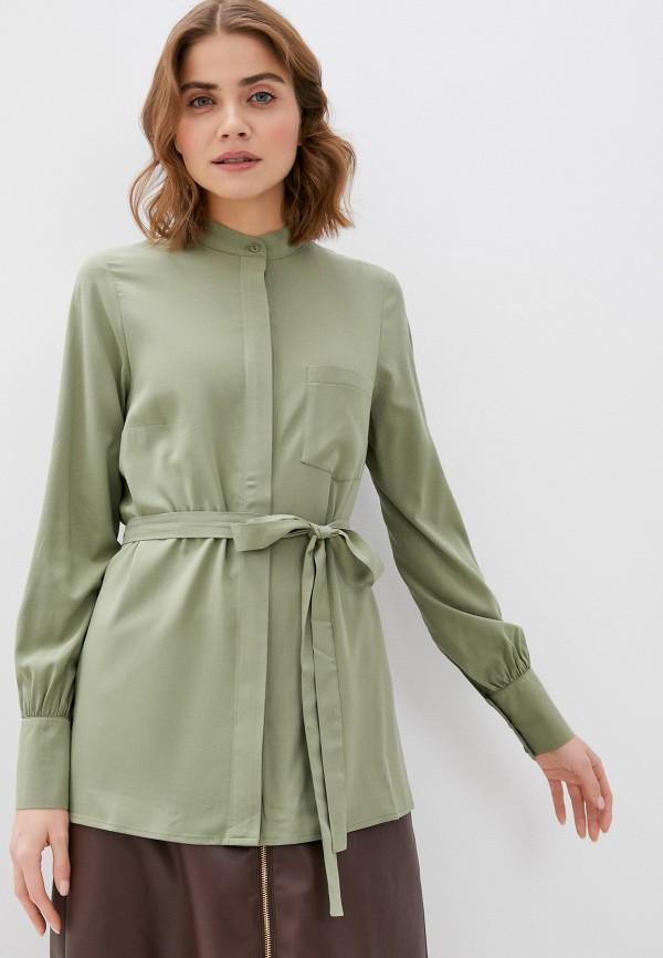 женская блузка trendyangel, зеленая