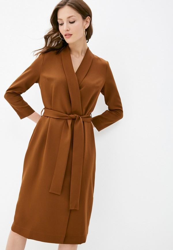 женское платье trendyangel, коричневое