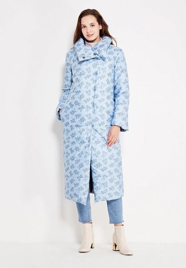 Куртка утепленная TrendyAngel, TR015EWWOV60, голубой, Осень-зима 2018/2019  - купить со скидкой