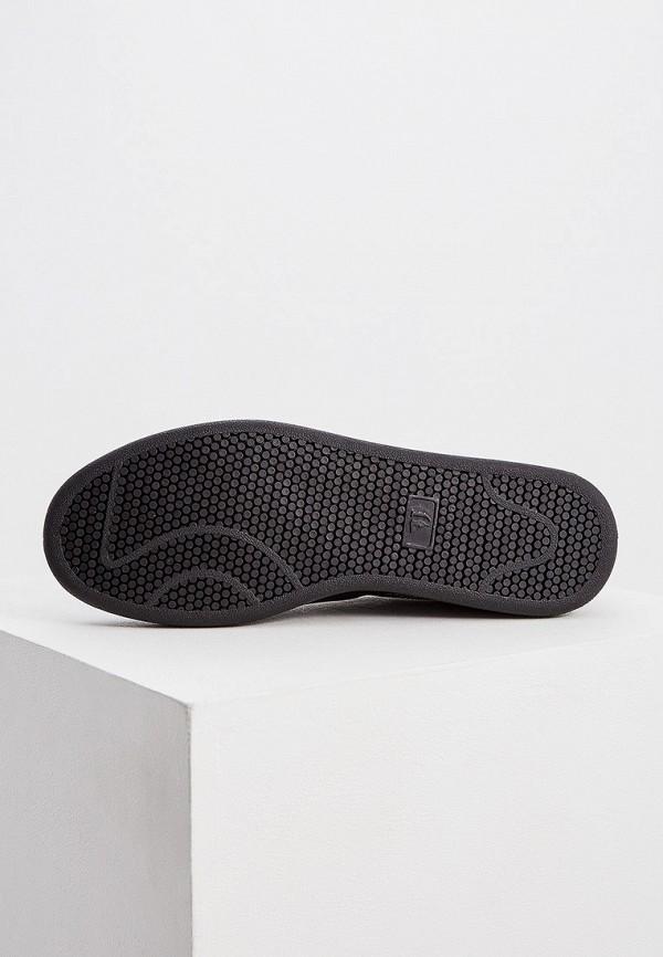 Фото 3 - мужские кеды Trussardi Jeans черного цвета