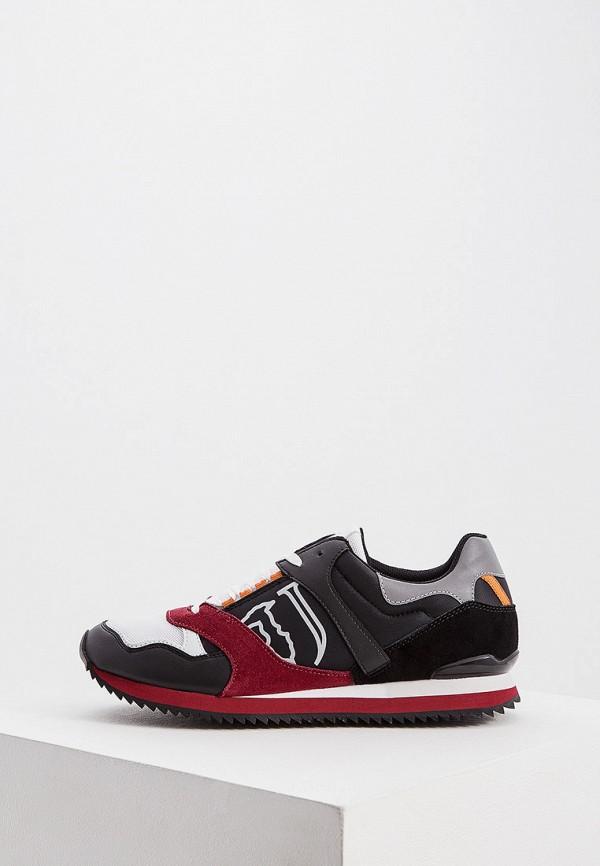 мужские кроссовки trussardi, разноцветные