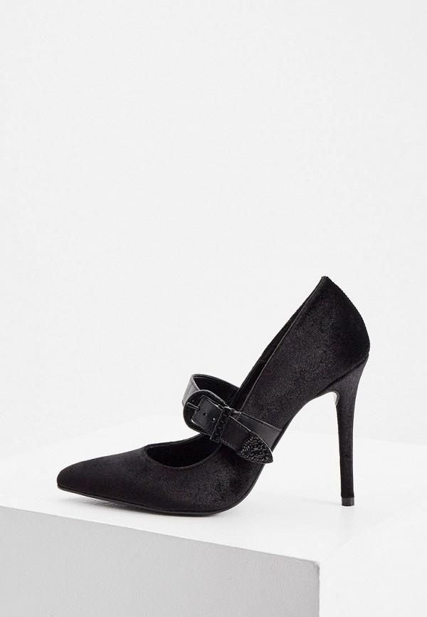 женские туфли trussardi, черные