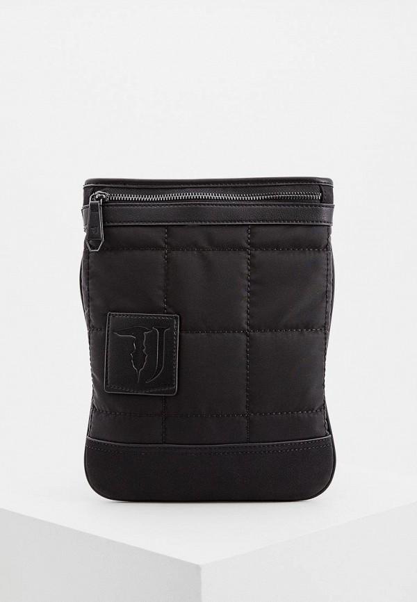 Сумка Trussardi Jeans Trussardi Jeans TR016BMBURG8 сумка trussardi jeans trussardi jeans tr016bwjod10