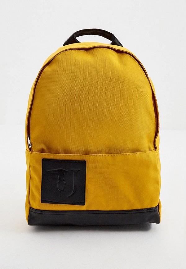 мужской рюкзак trussardi, желтый