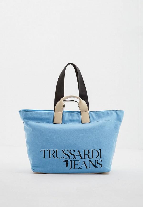 Сумка Trussardi Jeans Trussardi Jeans TR016BWDOIC9 сумка trussardi jeans 75b00368 9y099999 k299