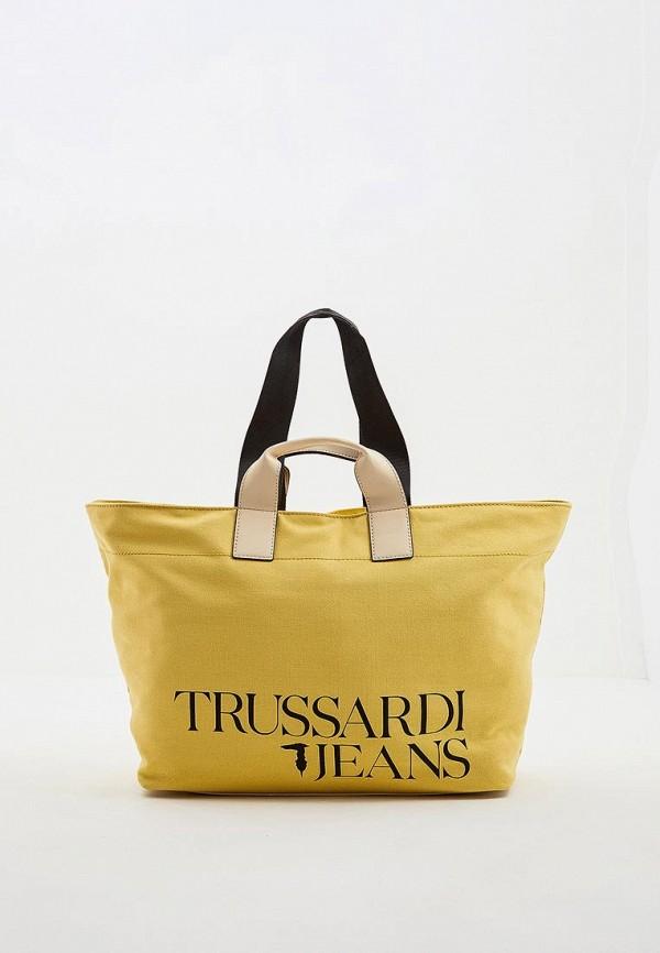 Сумка Trussardi Jeans Trussardi Jeans TR016BWDOID0 сумка trussardi jeans 75b00368 9y099999 k299