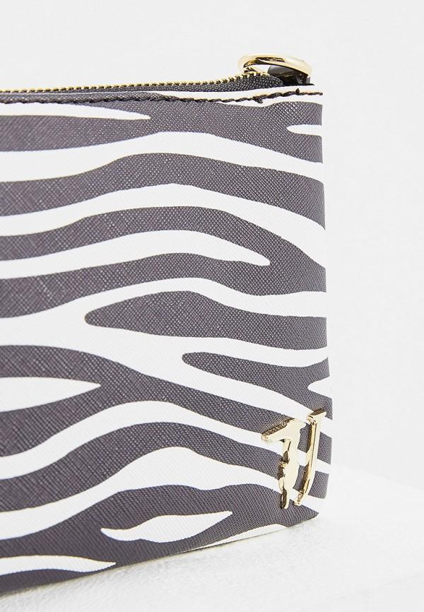 Фото 3 - женскую сумку Trussardi Jeans разноцветного цвета