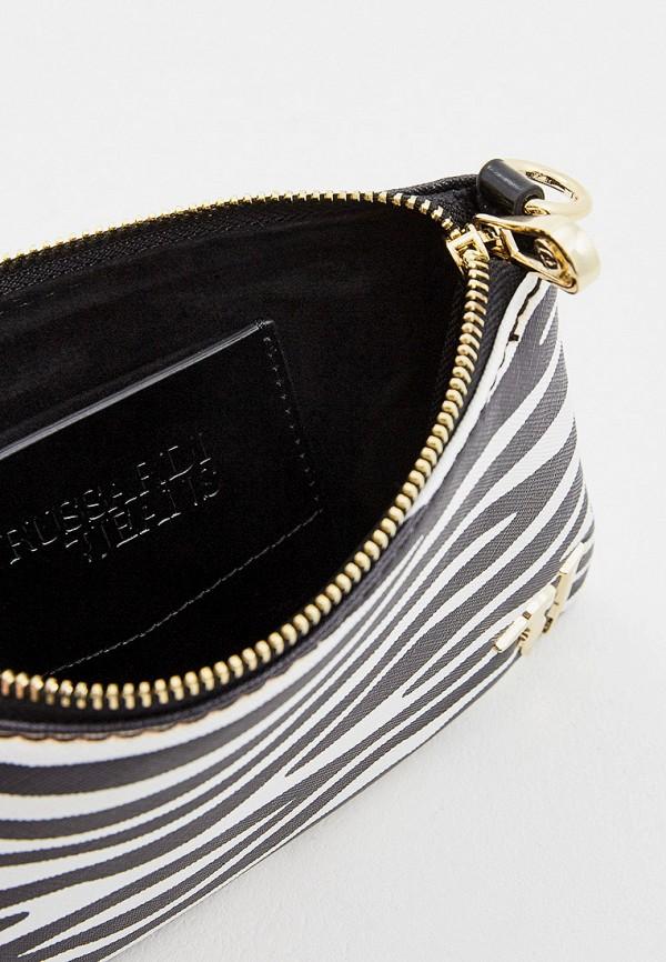 Фото 4 - женскую сумку Trussardi Jeans разноцветного цвета