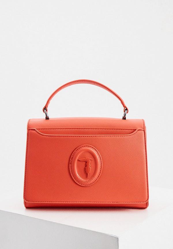 женская сумка trussardi
