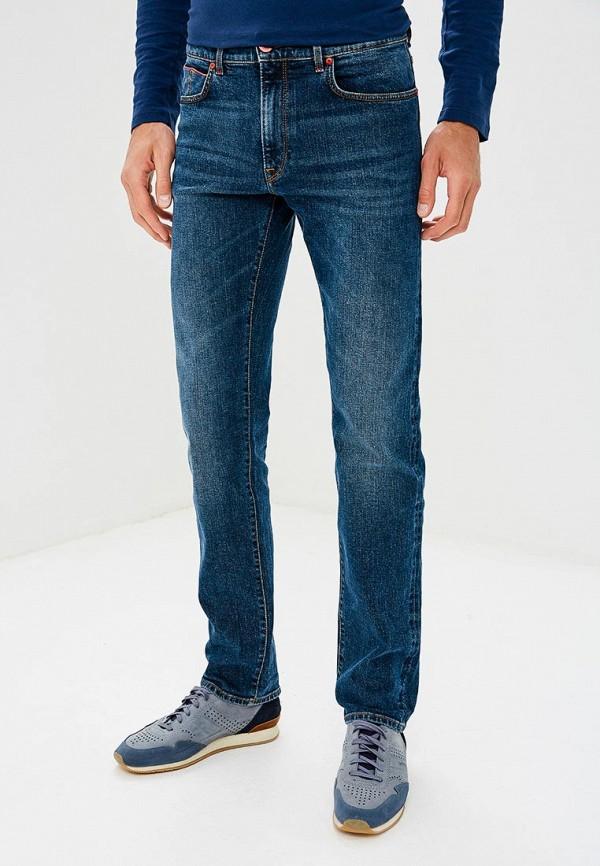 Купить Джинсы Trussardi Jeans, 380 ICON REGULAR FIT, TR016EMBUVJ0, синий, Осень-зима 2018/2019