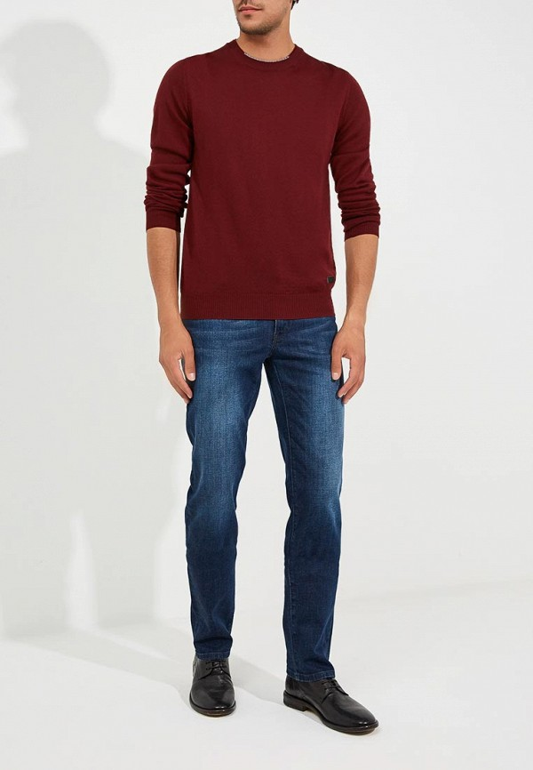 Джемпер Trussardi Jeans Trussardi Jeans TR016EMBUVJ9 джемпер trussardi jeans trussardi jeans tr016emyxk95