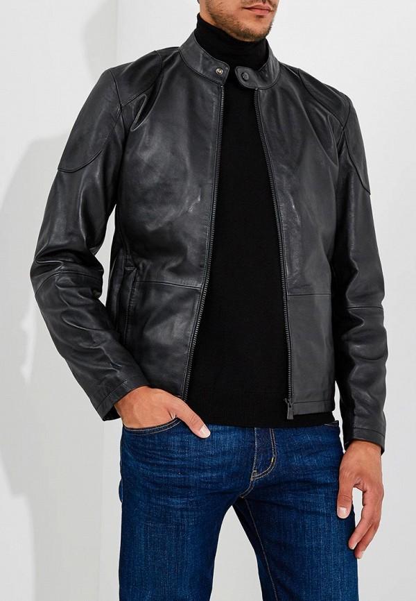 Куртка кожаная Trussardi Jeans Trussardi Jeans TR016EMBUVN8 куртка jupiter куртка