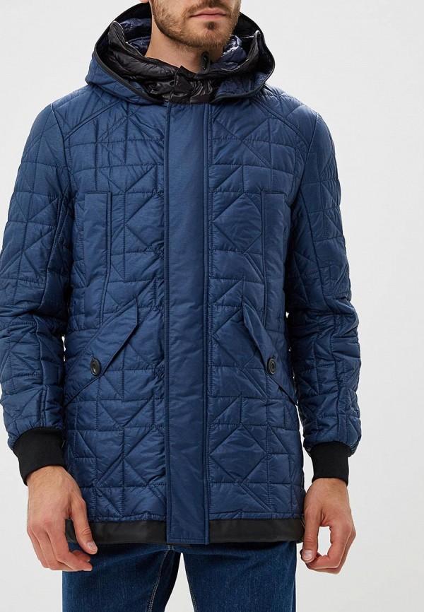 где купить Куртка утепленная Trussardi Jeans Trussardi Jeans TR016EMBUVP3 по лучшей цене