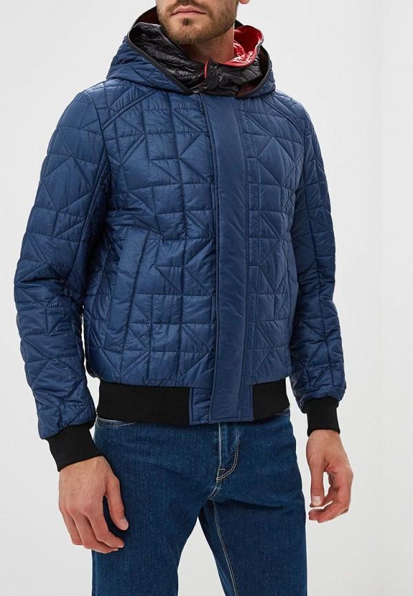 Куртка утепленная Trussardi Jeans Trussardi Jeans TR016EMBUVP5 куртка утепленная trussardi jeans trussardi jeans tr016emdobw5