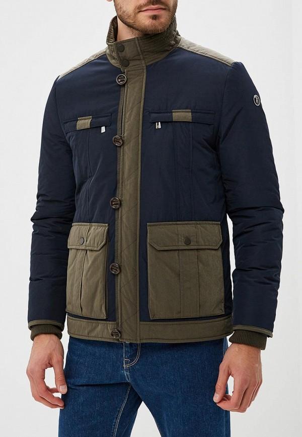 Фото - Куртка утепленная Trussardi Jeans Trussardi Jeans TR016EMBUVP6 куртка женская trussardi цвет темно синий 36s00158 blue night размер l 46 48