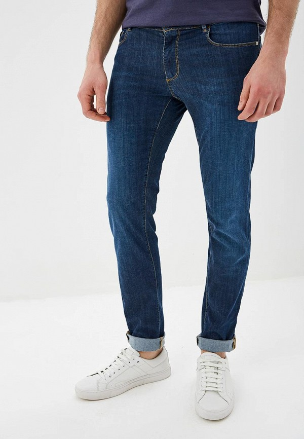 Джинсы Trussardi Jeans Trussardi Jeans TR016EMDOBV4 недорго, оригинальная цена