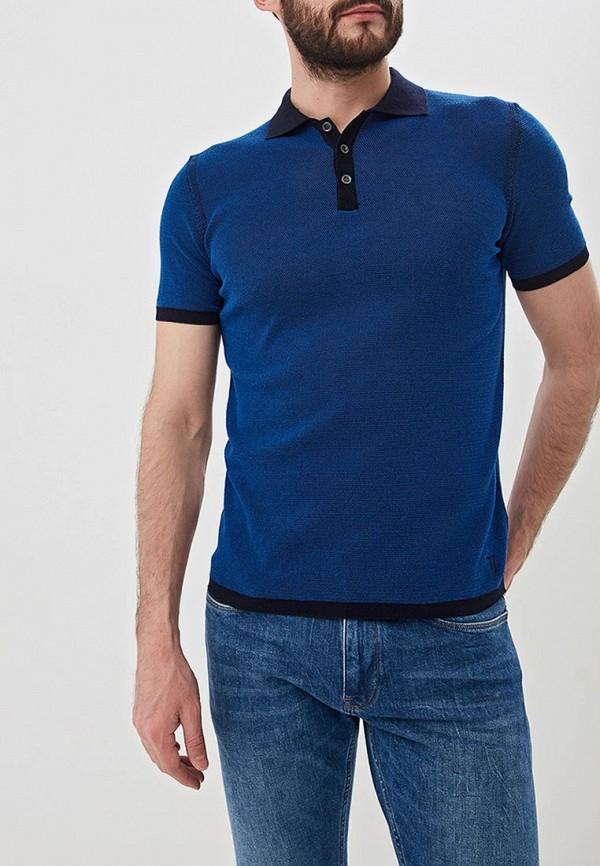Поло Trussardi Jeans Trussardi Jeans TR016EMDOBX1 поло trussardi jeans футболки с коротким рукавом