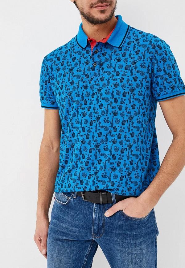 Поло Trussardi Jeans Trussardi Jeans TR016EMDOCA1 поло trussardi jeans футболки с коротким рукавом