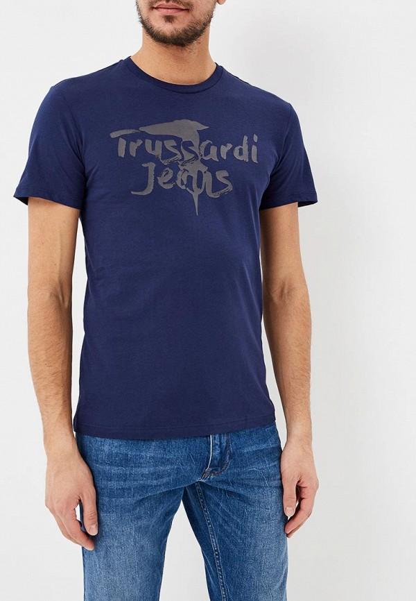 Футболка Trussardi Jeans Trussardi Jeans TR016EMDOCB2