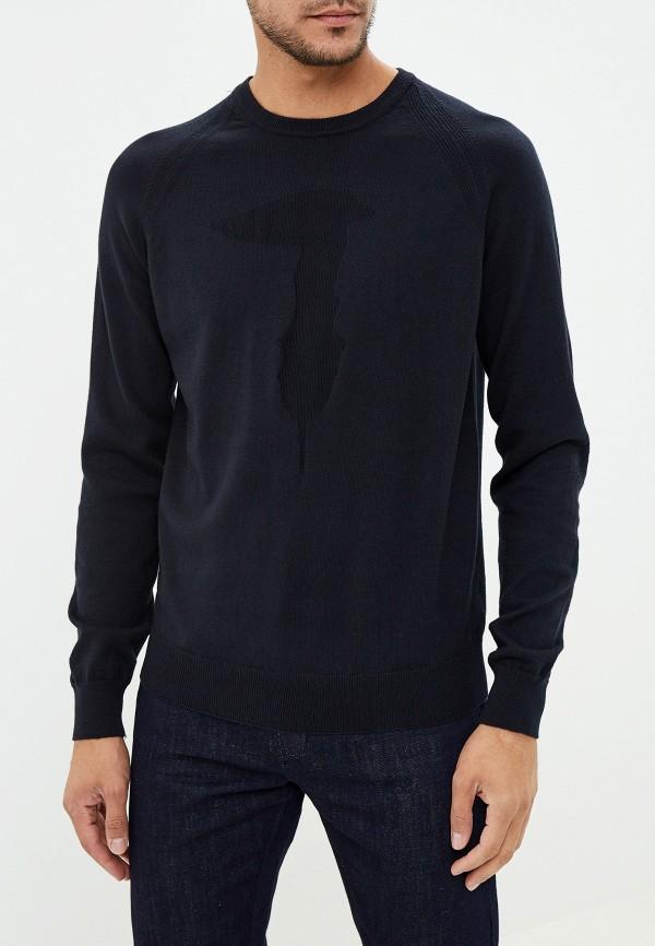 Фото - Джемпер Trussardi Jeans Trussardi Jeans TR016EMFXCV6 джемпер мужской trussardi jeans цвет темно синий 52m00214 0f000328 u290 размер xl 54