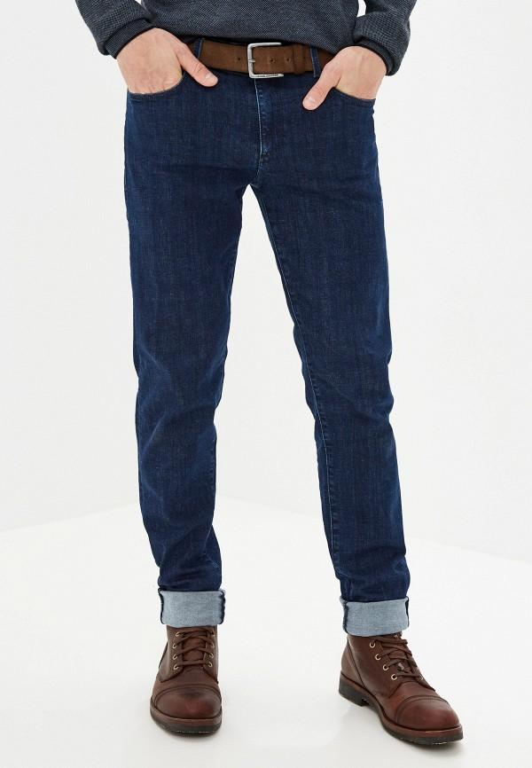 Купить Мужские джинсы Trussardi Jeans синего цвета