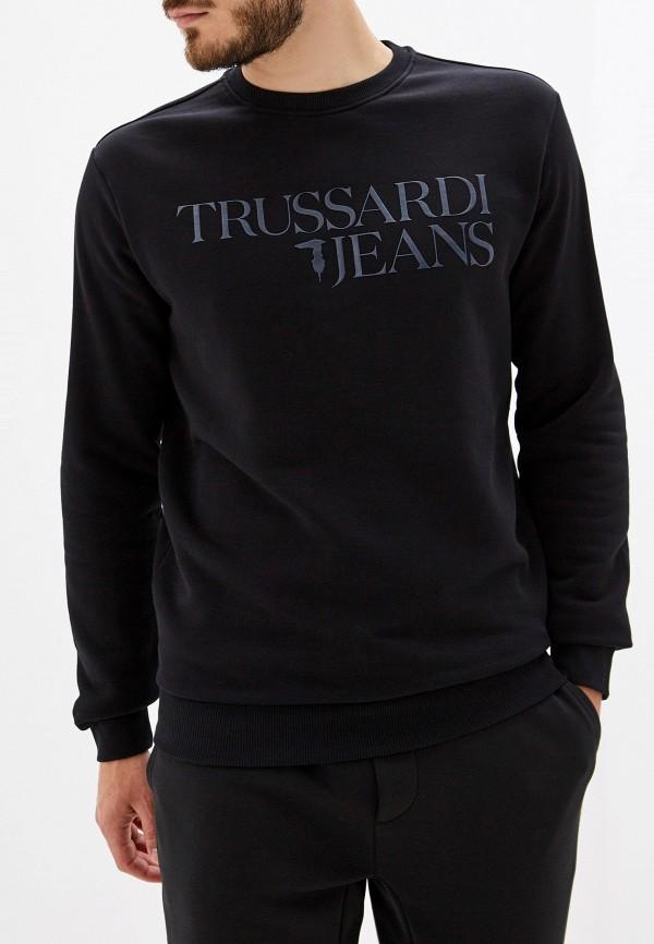 Свитшот Trussardi Jeans Trussardi Jeans TR016EMFXCX4 свитшот trussardi jeans trussardi jeans tr016ewdoch3