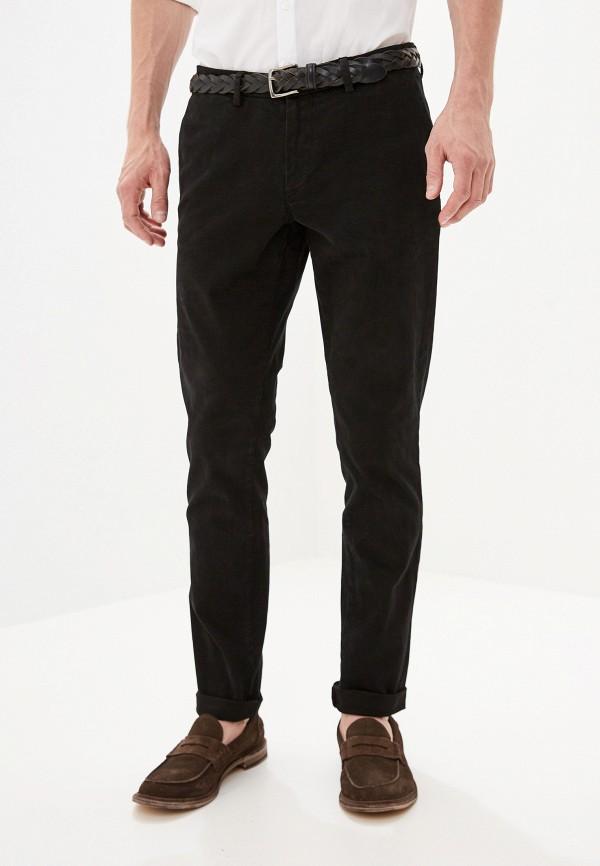 Фото - Чиносы Trussardi Jeans черного цвета