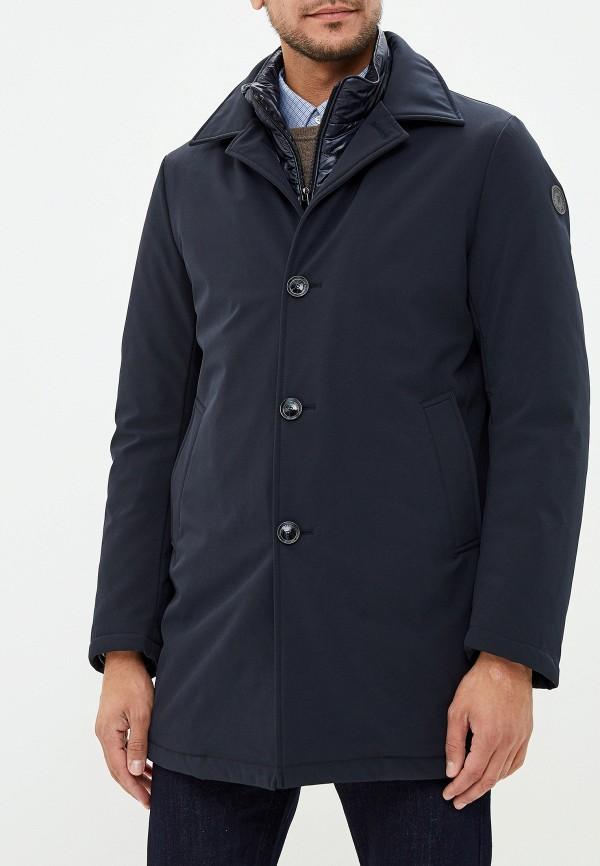 Фото - Куртка утепленная Trussardi Jeans Trussardi Jeans TR016EMFXCZ0 куртка женская trussardi цвет темно синий 36s00158 blue night размер l 46 48