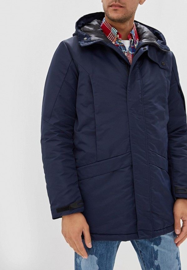 Фото - Куртка утепленная Trussardi Jeans Trussardi Jeans TR016EMFXCZ3 куртка женская trussardi цвет темно синий 36s00158 blue night размер l 46 48