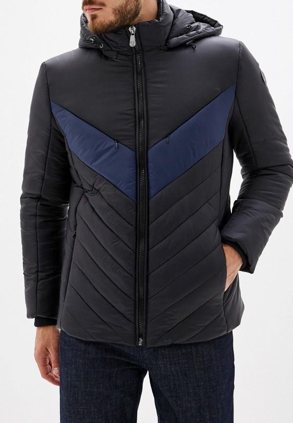 Куртка утепленная Trussardi Jeans Trussardi Jeans TR016EMFXCZ4 женская куртка trussardi jeans