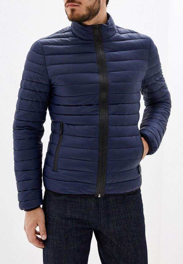 Фото - Куртка утепленная Trussardi Jeans Trussardi Jeans TR016EMFXCZ9 куртка женская trussardi цвет темно синий 36s00158 blue night размер l 46 48
