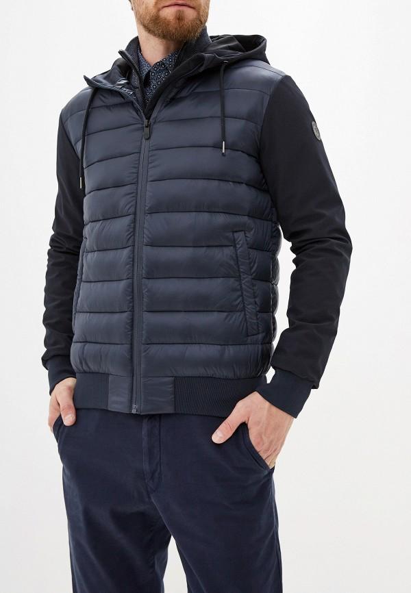 Фото - Куртка утепленная Trussardi Jeans Trussardi Jeans TR016EMFXDE4 куртка женская trussardi цвет темно синий 36s00158 blue night размер l 46 48