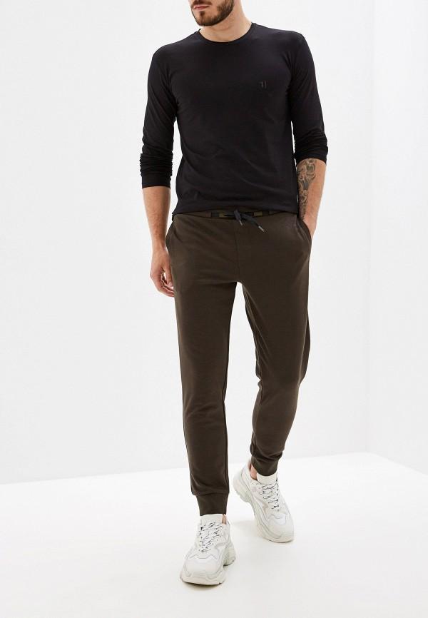 Фото 2 - Лонгслив Trussardi Jeans черного цвета